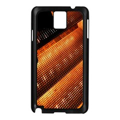 Magic Steps Stair With Light In The Dark Samsung Galaxy Note 3 N9005 Case (Black)