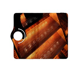 Magic Steps Stair With Light In The Dark Kindle Fire Hdx 8 9  Flip 360 Case
