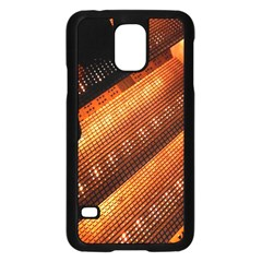 Magic Steps Stair With Light In The Dark Samsung Galaxy S5 Case (Black)