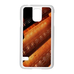 Magic Steps Stair With Light In The Dark Samsung Galaxy S5 Case (white)