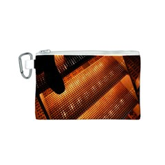 Magic Steps Stair With Light In The Dark Canvas Cosmetic Bag (s)