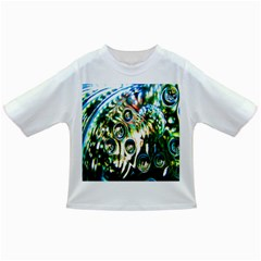 Dark Abstract Bubbles Infant/toddler T Shirts