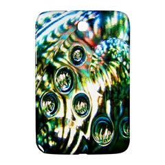 Dark Abstract Bubbles Samsung Galaxy Note 8.0 N5100 Hardshell Case