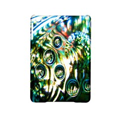 Dark Abstract Bubbles Ipad Mini 2 Hardshell Cases