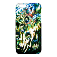 Dark Abstract Bubbles iPhone 6/6S TPU Case