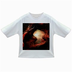 3d Illustration Of A Mysterious Place Infant/toddler T Shirts