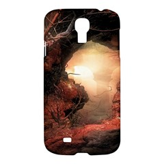 3d Illustration Of A Mysterious Place Samsung Galaxy S4 I9500/I9505 Hardshell Case