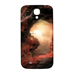 3d Illustration Of A Mysterious Place Samsung Galaxy S4 I9500/I9505  Hardshell Back Case