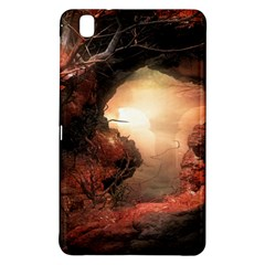 3d Illustration Of A Mysterious Place Samsung Galaxy Tab Pro 8.4 Hardshell Case