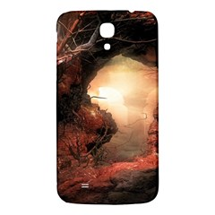 3d Illustration Of A Mysterious Place Samsung Galaxy Mega I9200 Hardshell Back Case
