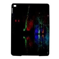 Illuminated Trees At Night Near Lake iPad Air 2 Hardshell Cases