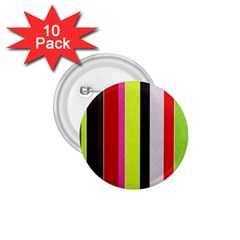 Stripe Background 1.75  Buttons (10 pack)