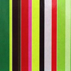 Stripe Background Magic Photo Cubes