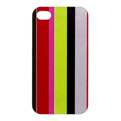 Stripe Background Apple iPhone 4/4S Hardshell Case