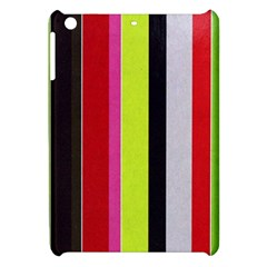 Stripe Background Apple iPad Mini Hardshell Case