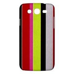 Stripe Background Samsung Galaxy Mega 5.8 I9152 Hardshell Case