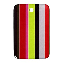 Stripe Background Samsung Galaxy Note 8.0 N5100 Hardshell Case