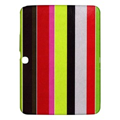 Stripe Background Samsung Galaxy Tab 3 (10 1 ) P5200 Hardshell Case
