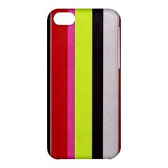 Stripe Background Apple iPhone 5C Hardshell Case