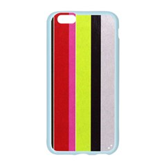 Stripe Background Apple Seamless iPhone 6/6S Case (Color)