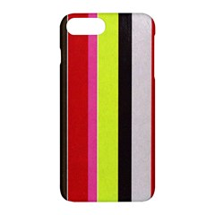 Stripe Background Apple iPhone 7 Plus Hardshell Case