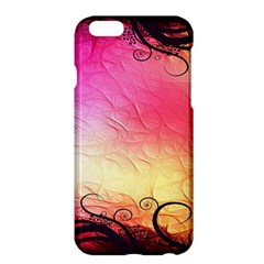 Floral Frame Surrealistic Apple Iphone 6 Plus/6s Plus Hardshell Case