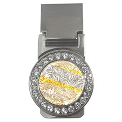 Abstract Composition Digital Processing Money Clips (CZ)