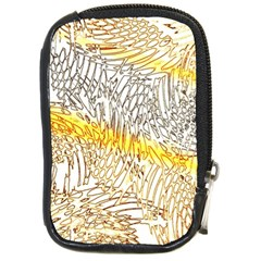 Abstract Composition Digital Processing Compact Camera Cases