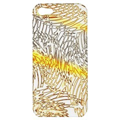 Abstract Composition Digital Processing Apple iPhone 5 Hardshell Case