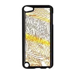 Abstract Composition Digital Processing Apple iPod Touch 5 Case (Black)