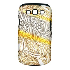 Abstract Composition Digital Processing Samsung Galaxy S III Classic Hardshell Case (PC+Silicone)