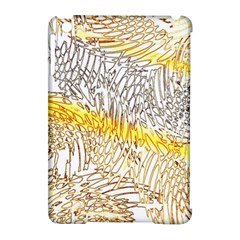 Abstract Composition Digital Processing Apple iPad Mini Hardshell Case (Compatible with Smart Cover)