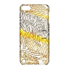 Abstract Composition Digital Processing Apple Ipod Touch 5 Hardshell Case With Stand