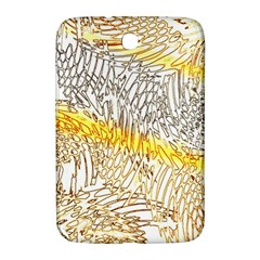 Abstract Composition Digital Processing Samsung Galaxy Note 8.0 N5100 Hardshell Case
