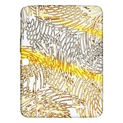 Abstract Composition Digital Processing Samsung Galaxy Tab 3 (10 1 ) P5200 Hardshell Case