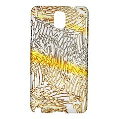 Abstract Composition Digital Processing Samsung Galaxy Note 3 N9005 Hardshell Case