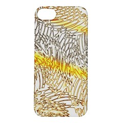 Abstract Composition Digital Processing Apple Iphone 5s/ Se Hardshell Case