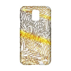 Abstract Composition Digital Processing Samsung Galaxy S5 Hardshell Case