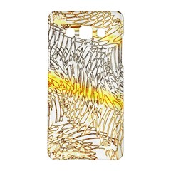 Abstract Composition Digital Processing Samsung Galaxy A5 Hardshell Case