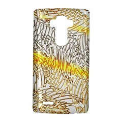 Abstract Composition Digital Processing LG G4 Hardshell Case