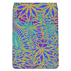 Abstract Floral Background Flap Covers (L)