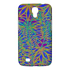 Abstract Floral Background Samsung Galaxy Mega 6 3  I9200 Hardshell Case