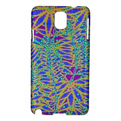 Abstract Floral Background Samsung Galaxy Note 3 N9005 Hardshell Case