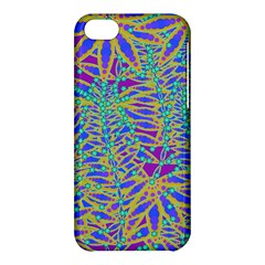 Abstract Floral Background Apple iPhone 5C Hardshell Case