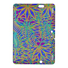 Abstract Floral Background Kindle Fire Hdx 8 9  Hardshell Case