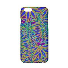 Abstract Floral Background Apple iPhone 6/6S Hardshell Case