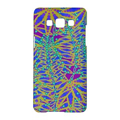 Abstract Floral Background Samsung Galaxy A5 Hardshell Case