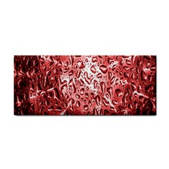 Water Drops Red Cosmetic Storage Cases