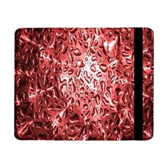Water Drops Red Samsung Galaxy Tab Pro 8 4  Flip Case