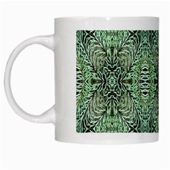 Seamless Abstraction Wallpaper Digital Computer Graphic White Mugs